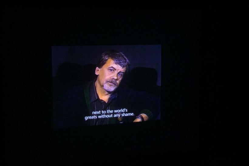 """""""Mati Unt pidas ennast lõpuks ise ka mitte kirjanikuks, vaid teatrimeheks."""""""