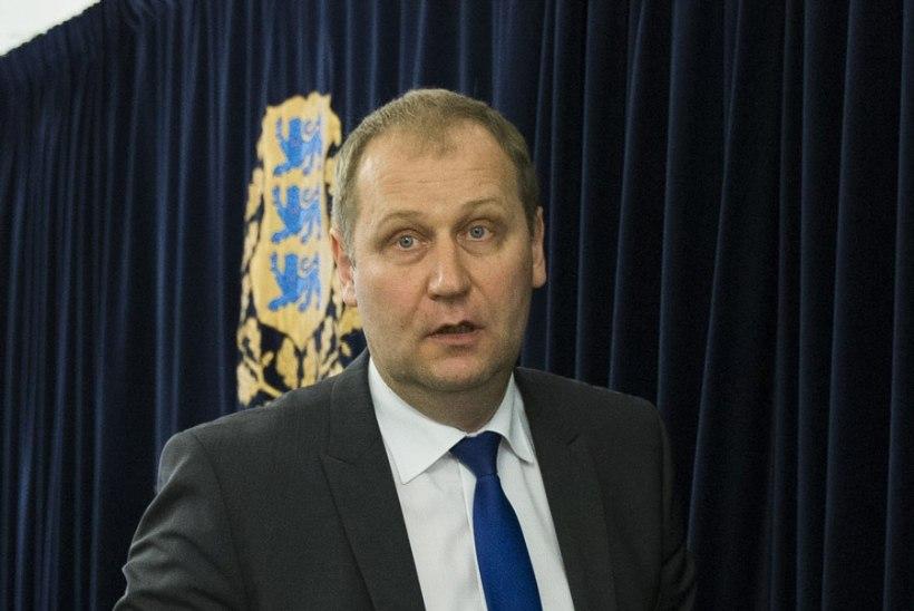 Minister Kruuse: Riik on kriisis põllumehe kõrval
