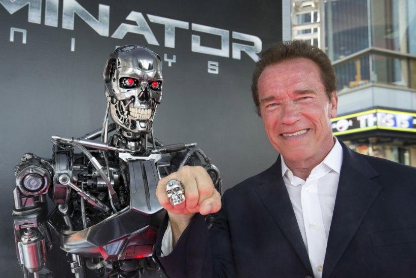 Arnold juhib televõistlust