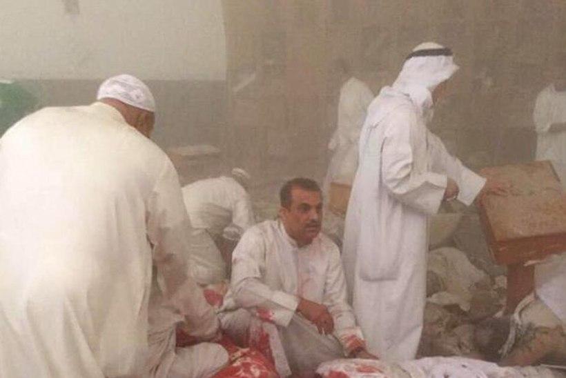Kuveit mõistis mošee suitsiidirünnaku korraldajad surma