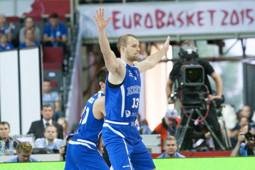 Korvpallikoondislane Joosep Toome jätab klubihooaja vahele