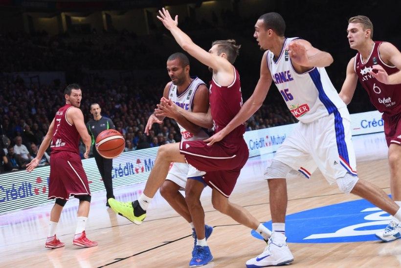 NII SEE JUHTUS | Sport 15. septembril: Läti korvpalli EMil poolfinaali ei jõudnud