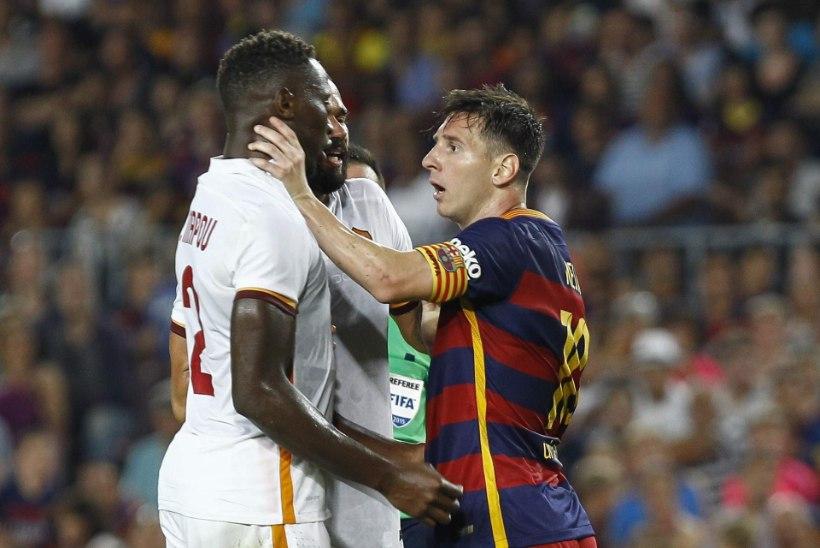 Kas Barca libastub taas Itaalia klubi vastu?
