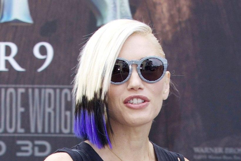 Gwen Stefani uus soeng on Eesti lipu värvides