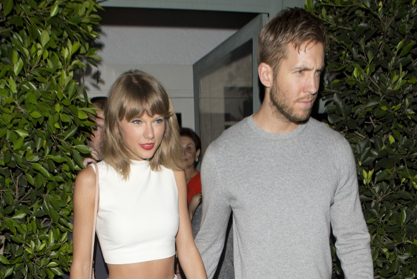 Taylor kutsub Calvinit erilise nimega