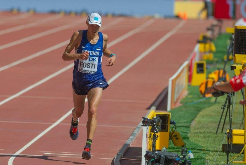 Roman Fosti – audiitor, kes kuulub maailma maratonijooksu paremikku