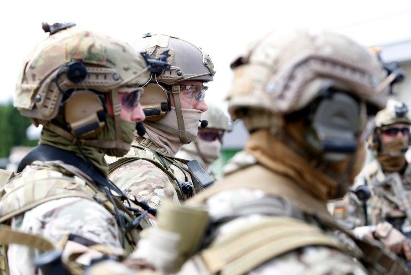 Saksamaa saadab Bundeswehri Vahemerele inimsmugeldajate vastu võitlema