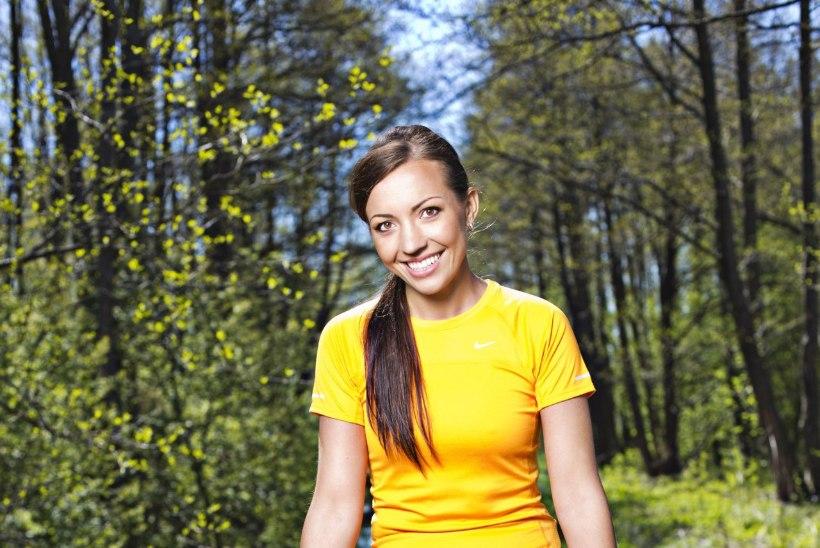 Kertu Jukkum: Jooksmine aitab mul kõigega toime tulla!