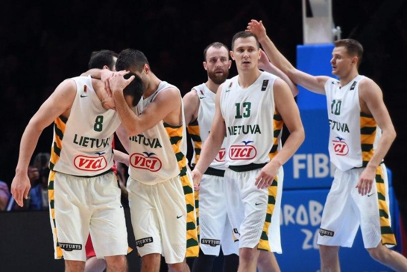 NII SEE JUHTUS   Sport 16. septembril: Leedu alistas lisaajal Itaalia, Euroopas sadas väravaid