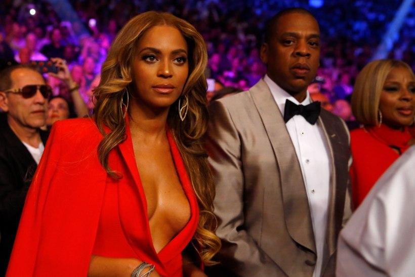 Beyoncé valmistub lahutuseks?