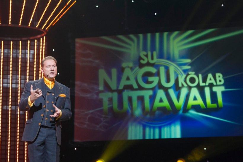 TV3 VIDEO   Kes on näosaate kaheksas osaleja?