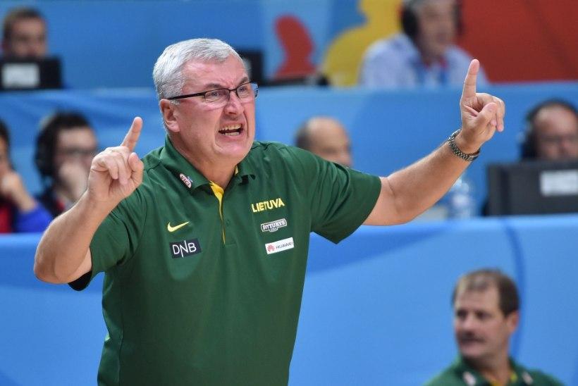 Leedu peatreener: tahtsime esimest korda vastase üle visata ega mõelnud liialt kaitsele