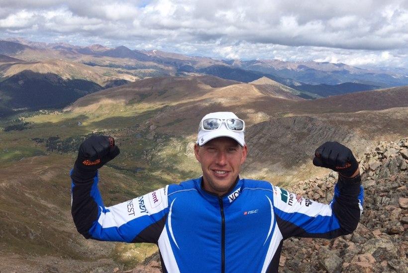 Karm: Rehemaa treenis USAs 4300 m kõrgusel!