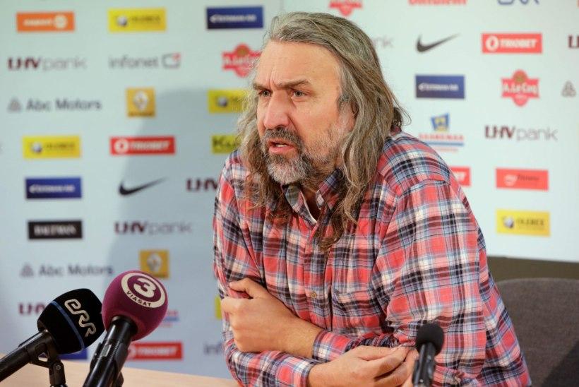 Aivar Pohlak FC Flora 25. sünnipäeval: olen väga ambitsioonikas, aga hetkeedu ei käi sellega käsikäes