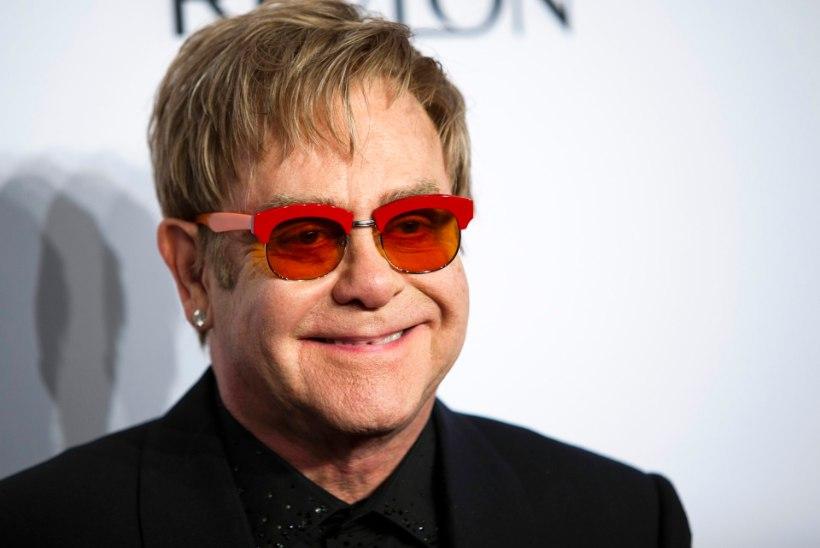 Venelased lollitasid Elton Johni