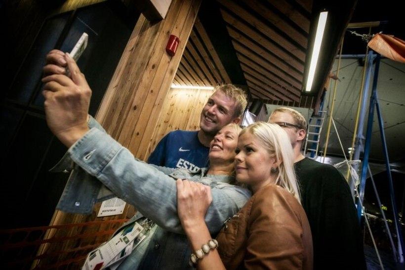 GALERII | MEES NAGU MUISTE! MM-pronks Taimsoo püstitas uue Guinnessi rekordi