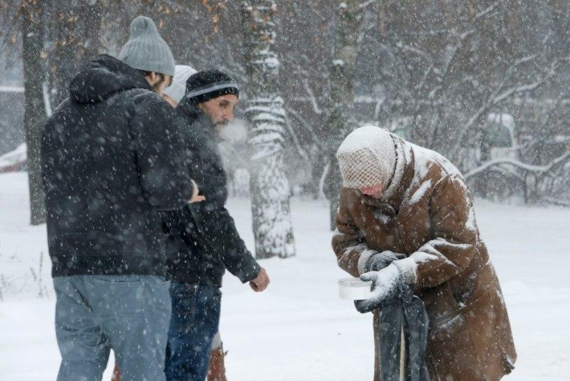 NAGU SÕJA AJAL: Venemaal kaalutakse toidutalongide kasutusele võtmist