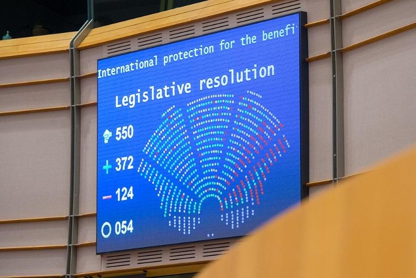 Europarlamendi Eesti saadikud toetasid pagulaste ümberjagamist kvootide alusel