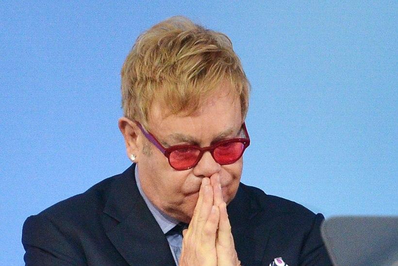 "Elton John: ""Ma armastan Venemaad."""