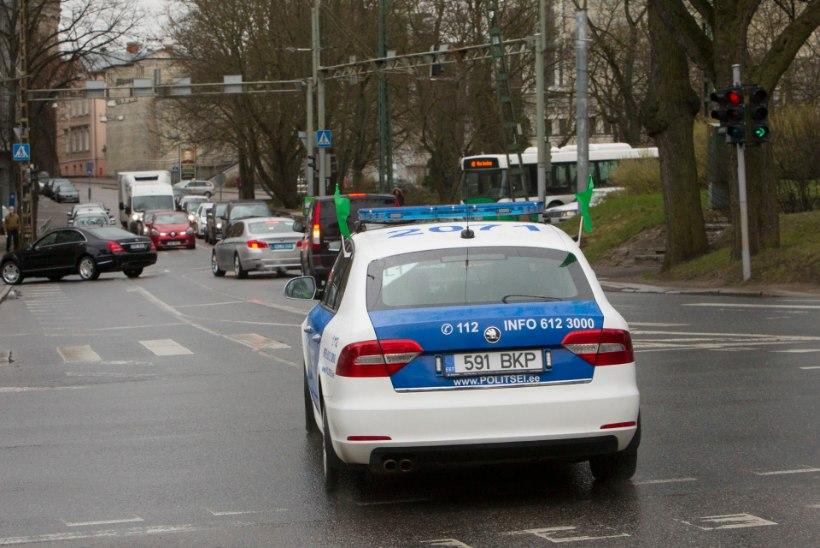 Politsei hoiatab autovaraste eest