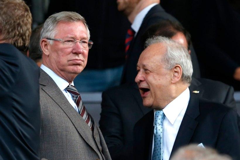 Legendaarne Sir Alex Ferguson avaldas, miks ta Manchester Unitedi peatreeneri kohal taandus