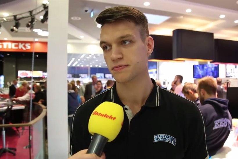 ÕHTULEHE VIDEO | EM-koondisest viimasena välja praagitud Martin Dorbek: mina treenerite nägemusele sõna sekka öelda ei saa