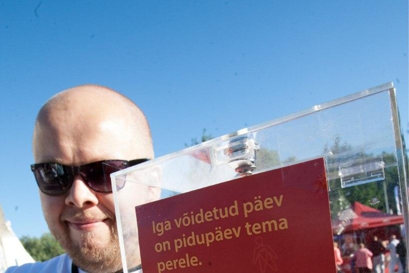 """Vähiravifond """"Kingitud elu"""" kogus läinud nädalal väliüritustel ligi 4000 eurot"""