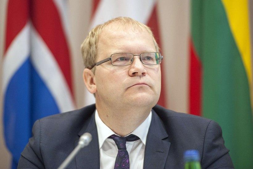 Paet: Nord Streami laiendamine ei tugevda Euroopa energiajulgeolekut