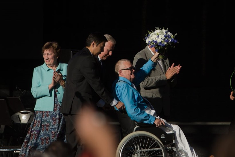 """Edgar Savisaar sellest, kuidas ta püüab välja murda ratastooli """"mugavustest"""""""