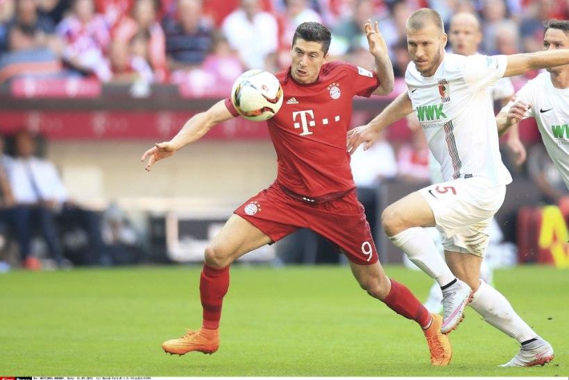 Tase! Ragnar Klavan valiti Bundesliga vooru sümboolsesse koosseisu