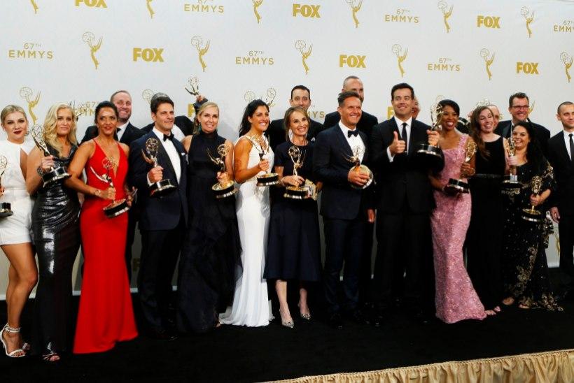 """GALERII I Emmy'd jagatud! Võidutses 24 kategoorias kandideerinud """"Troonide mäng"""""""