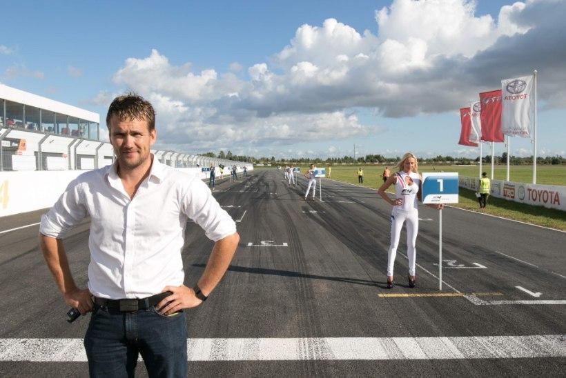 Eesti ringrajasporti hoiab elus 3,2 kilomeetrit asfalti