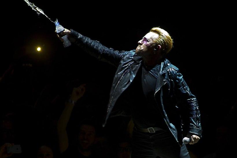 Relvastatud mees ajas Stockholmis U2 kontserdi lörri