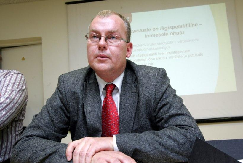 VTA peadirektori suhtes algatati distsiplinaarmenetlus