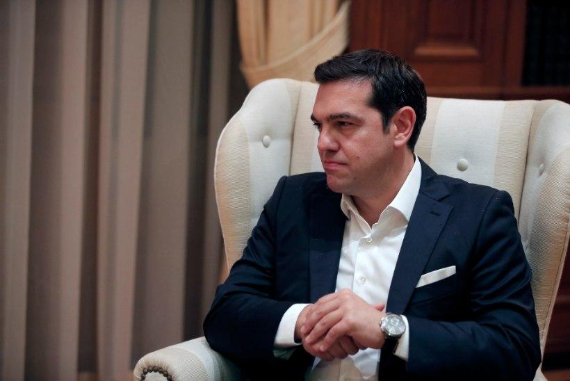 Tsipras vannutati Kreeka peaministriks