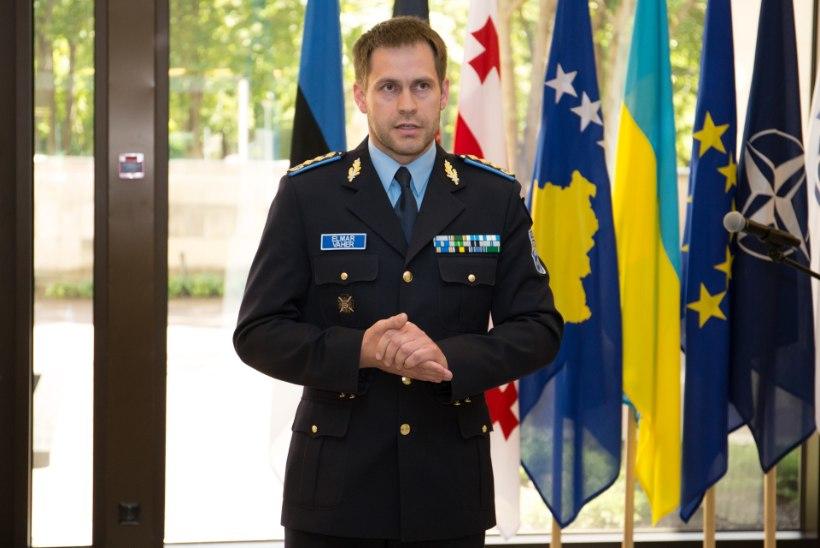 Elmar Vaher: täna on politsei- ja piirivalveameti inimestel kõige enam vaja rahu