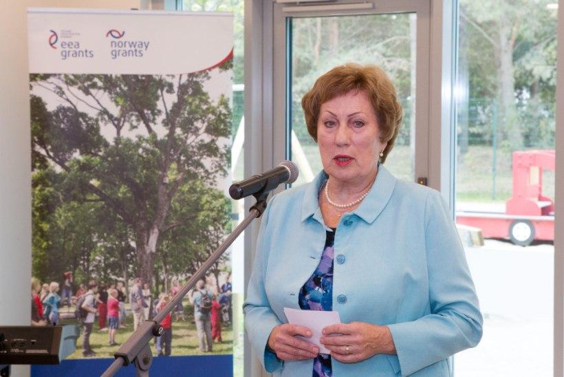 Tallinna linnapea kohuseid täidab Merike Martinson