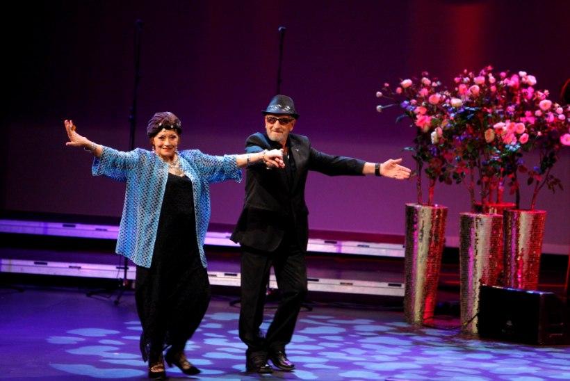 Heidy Tamme: minu viimaseks mälestuseks Kalju Saarekesest jäävadki tantsusammud maestro käte vahel