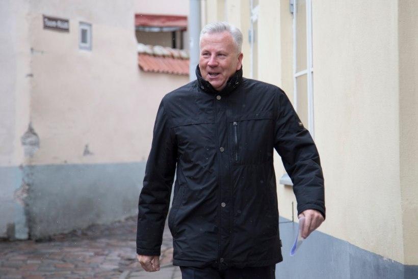 ARVO SARAPUU: Savisaare vahistamine on Tallinna Sadama korruptsiooniafääri katmise operatsioon