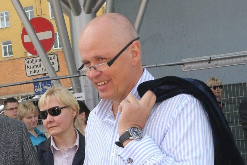 Ärimees Aivar Tuulberg peeti kinni