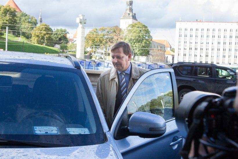 Kapo pidas kinni ka kaks Tallinna abilinnapead?