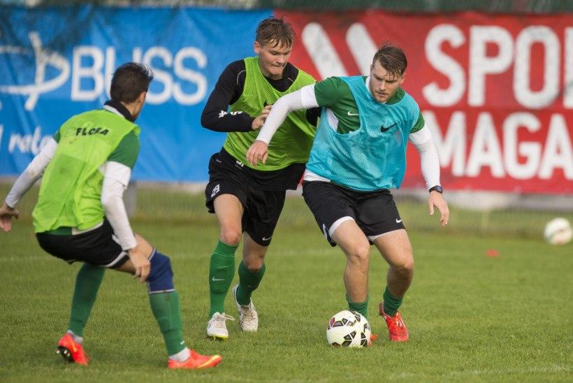 Seitse kuud klubi otsinud Hannes Anier: mul on veel endale üht-teist tõestada