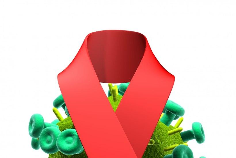 Eestis on HIV-epideemia: tänavu on diagnoositud 182 uut viirusekandjat