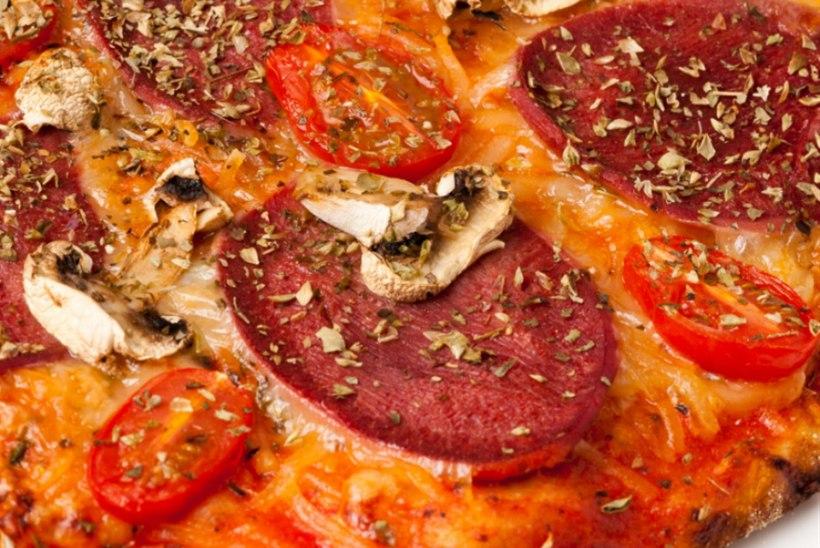 Pitsa veisekeelega