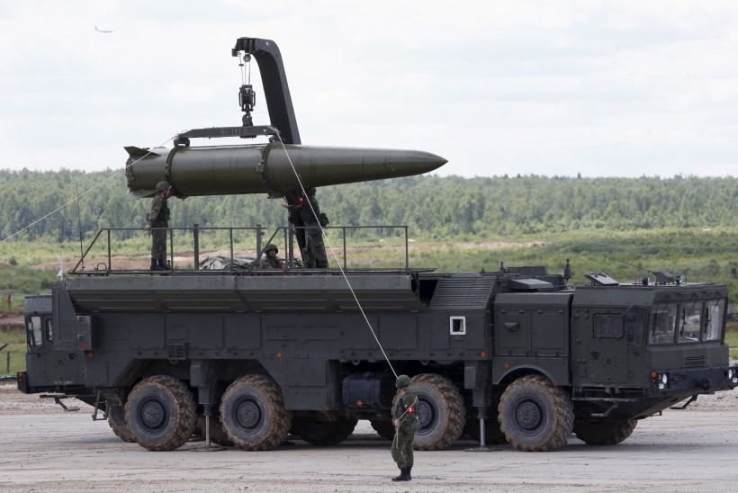 Venemaa ähvardab paigutada Kaliningradi Iskander raketid