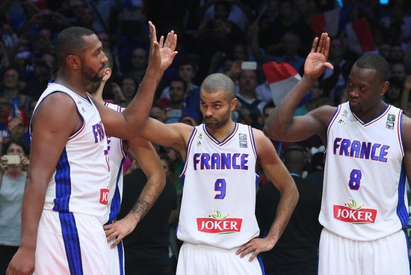 Ville Arike   Euroopa korvpall väärib olümpiakohti juurde