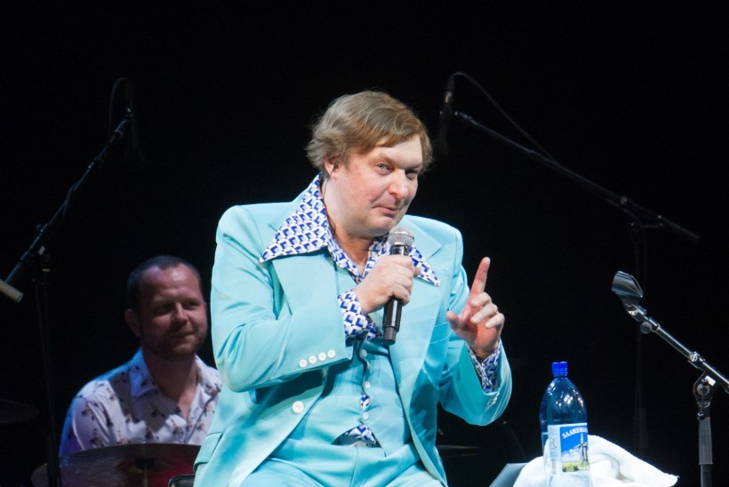 """""""Ma olen Ivo Linna"""" läheb uuele ringile"""