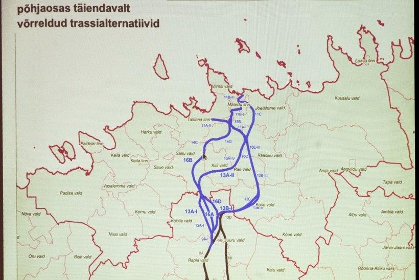 Küsimus | Kas Rail Balticu trassi rajamine läbi looduskaitseala on mõistlik?