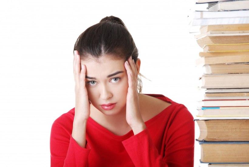 Seitse kohutavat asja, mida stress su kehaga teeb