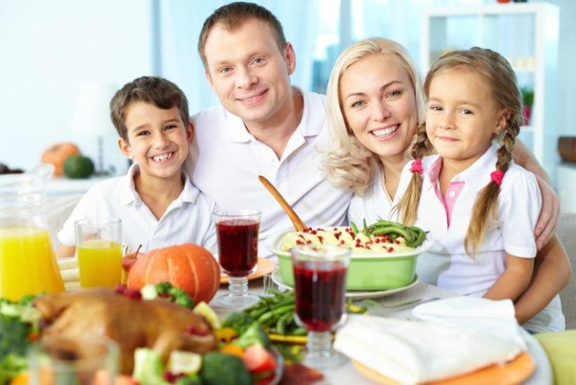 7a680231670 Eestlane kulutab päevas söömisele üle ühe tunni   Tervis